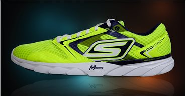 Running shoe cushioning